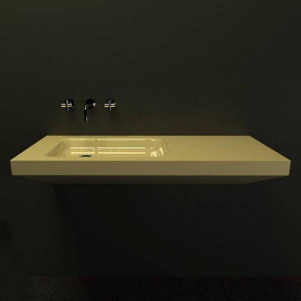 lavabo bagno sospeso design moderno saddled x arredo locali, Disegni interni