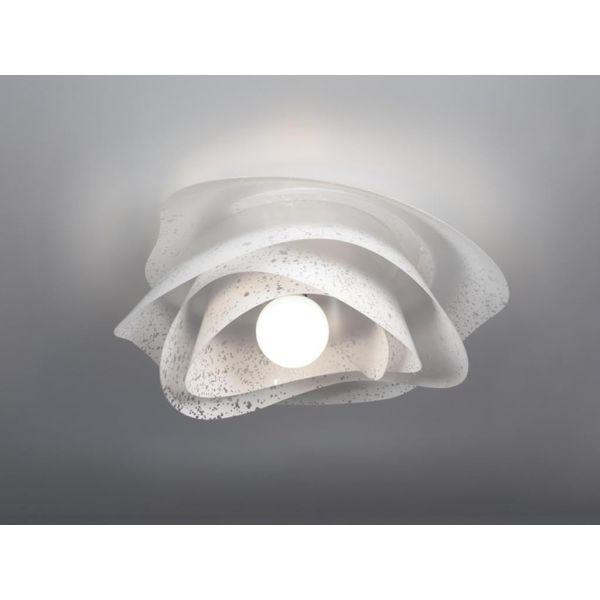 Applique plafoniera da soffitto rosa lampadario moderno for Leroy merlin lampadari camera da letto