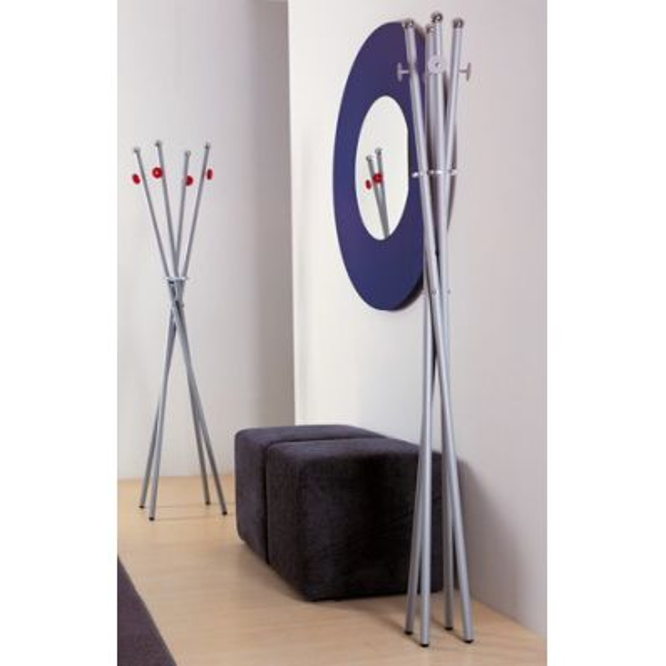 Attaccapanni moderno a stelo Ikebana