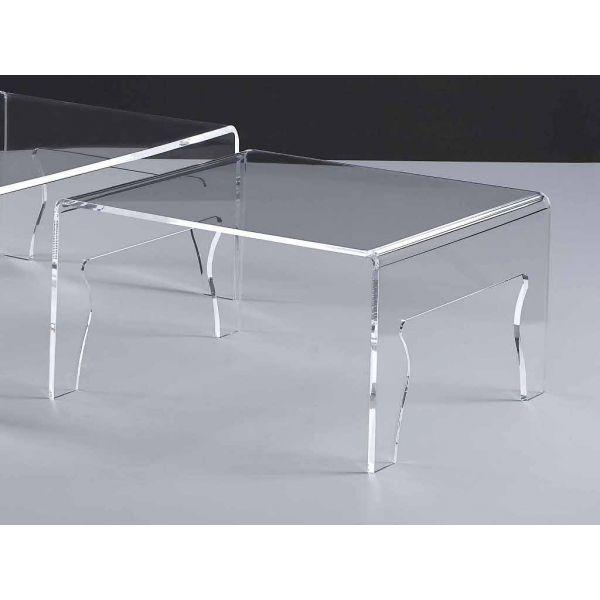 Tavolini in plexiglass offerte e risparmia su ondausu - Tavolino plexiglass ...