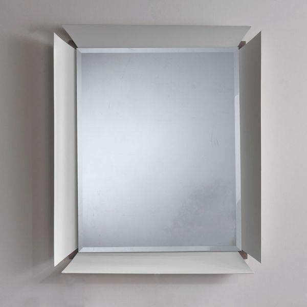 Specchio da parete design moderno Glam