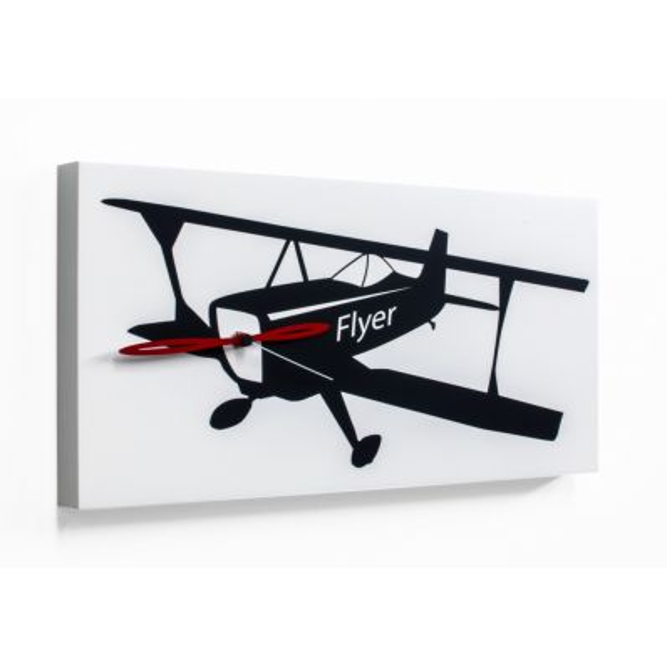 Orologio quadro aereo Flyer