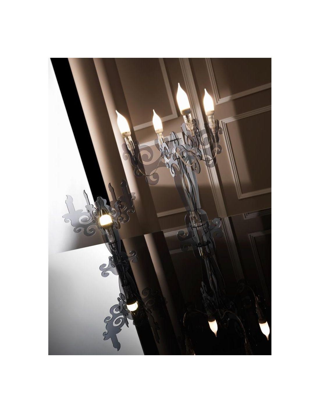 Epoca lampada da tavolo in plexiglass - Lampade da tavolo in plexiglass ...