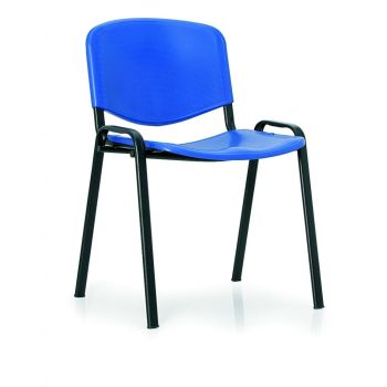 4 sedie per sala conferenza plastica CHF