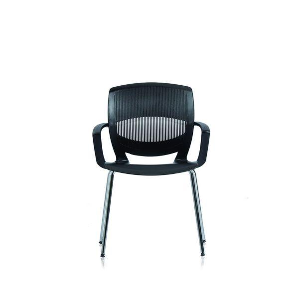 Coppia sedie per sala conferenza riunioni e attesa Flexy