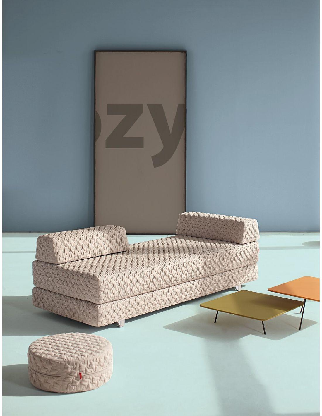 Divano letto design moderno sesamo ispirazione interior for Smart arredo