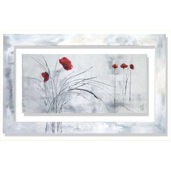 Quadro con cornice Quadro Isabelle Zacher-Finet Reve fleurie V