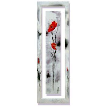 Quadro Isabelle Zacher-Finet Reve fleurie II