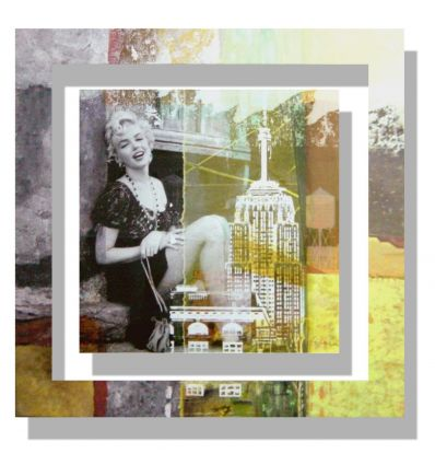 Quadro pop art Luger Legenden 7 | Quadri Marilyn Monroe