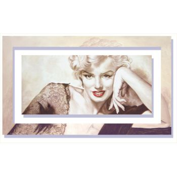 Quadro Frank Ritter In your eyes | Quadri Marilyn Monroe