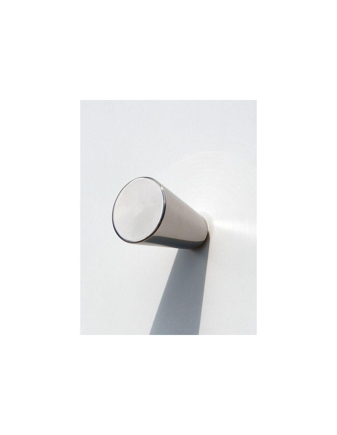 Attaccapanni a muro design in acciaio cone - Attaccapanni a muro design ...