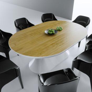 Tavolo moderno Lunch per sala da pranzo o per riunioni ufficio