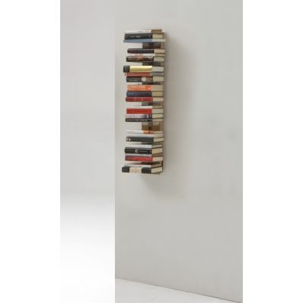 Libreria sospesa design moderno Zia Ortensia