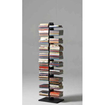 Libreria a colonna ZiaBice in legno di faggio 60 | 105 | 150 cm