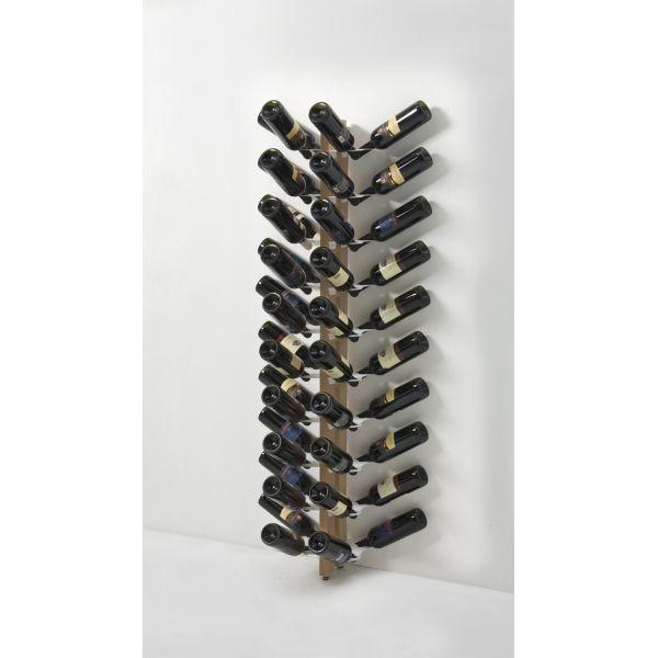 Portabottiglie parete Zia Gaia Bifacciale a colonna per 28 o 40 bottiglie