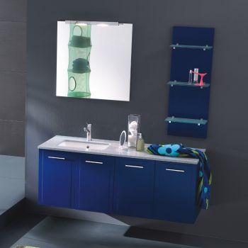 Dodo10 composizione per arredo bagno moderna