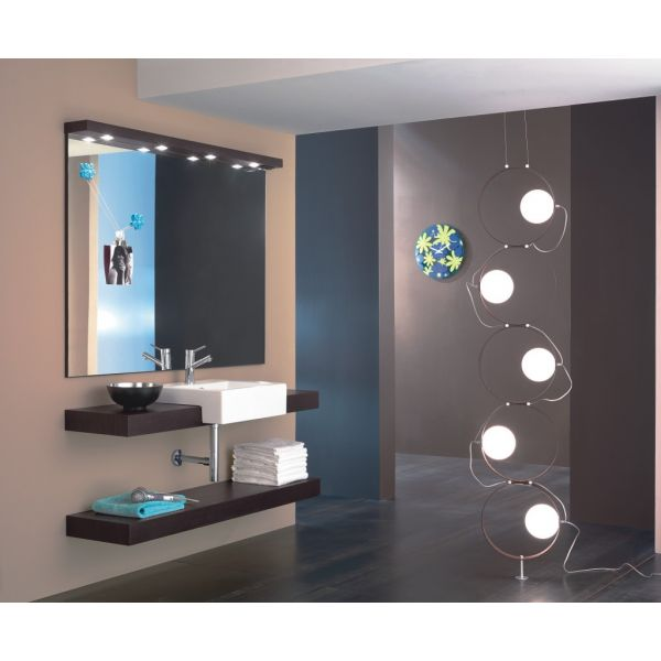 Dodo18 composizione bagno mobili bagno sospesi arredobagno completo design ebay - Mobili bagno ebay ...