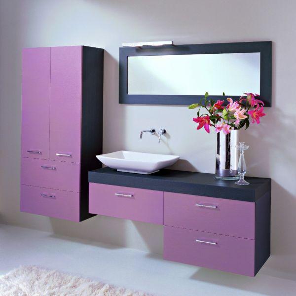 Dodo23 arredo bagno design base lavabo sospesa colonna for Arredo bagno ebay
