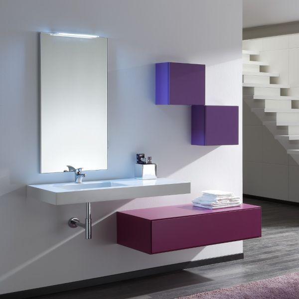 Dodo31 composizione bagno moderna