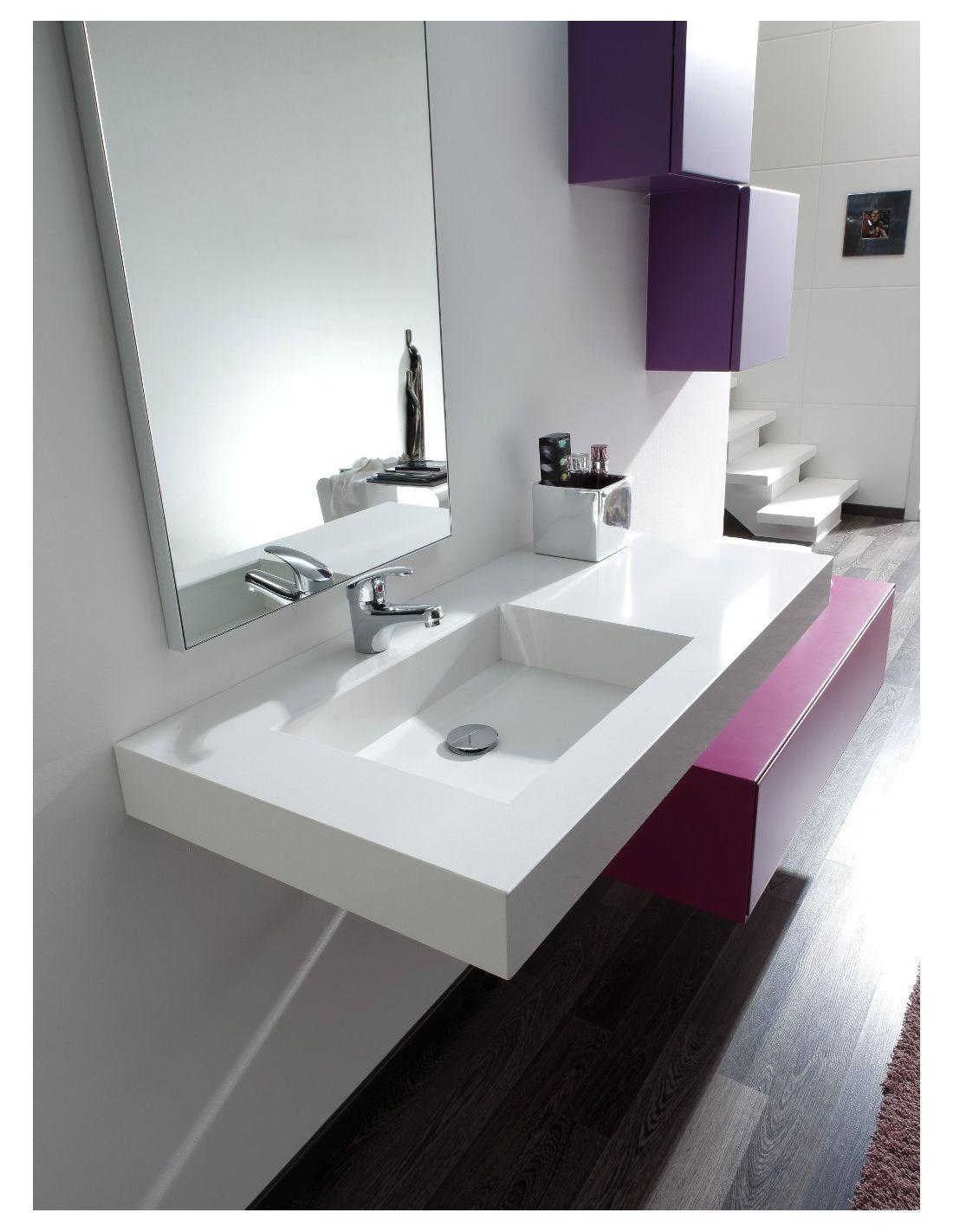 Dodo31 composizione bagno moderna for Composizione bagno