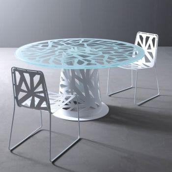 Tavolo Domino circolare