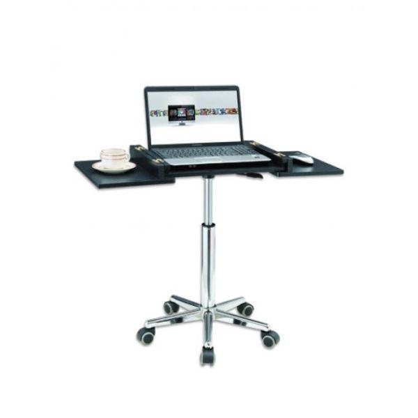 Tavolino per Notebook da ufficio colore nero