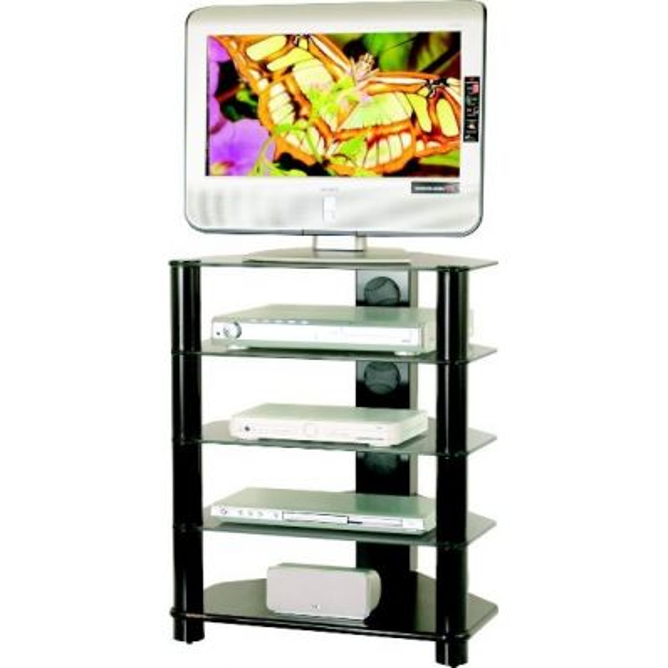2008 mobile moderno per tv con coprifili for Coprifili tv