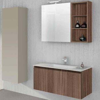 Hope 5 mobili per arredo bagno design moderno