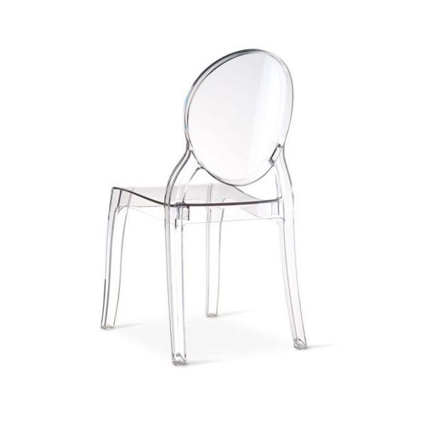 Coppia sedie impilabili da giardino Sirius