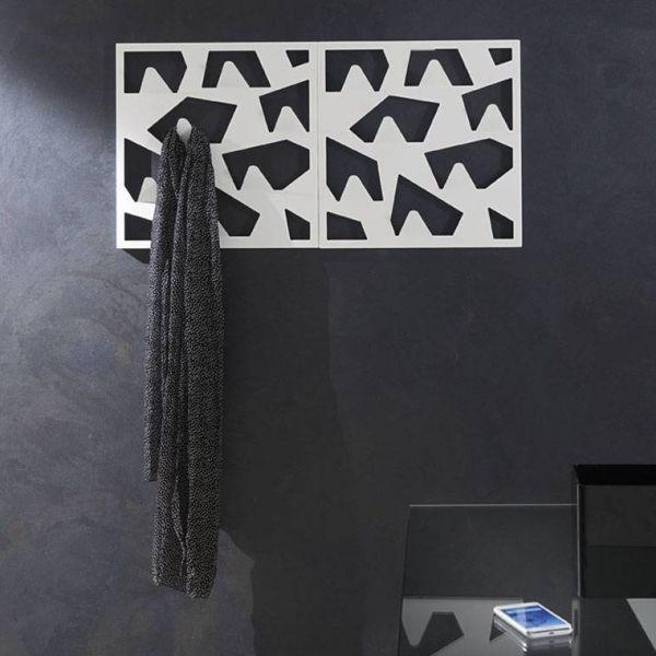 Appendiabiti da parete forms attaccapanni originali per for Appendiabiti parete
