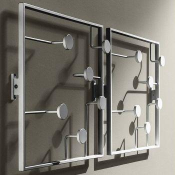 Appendiabiti da parete design moderno Loose