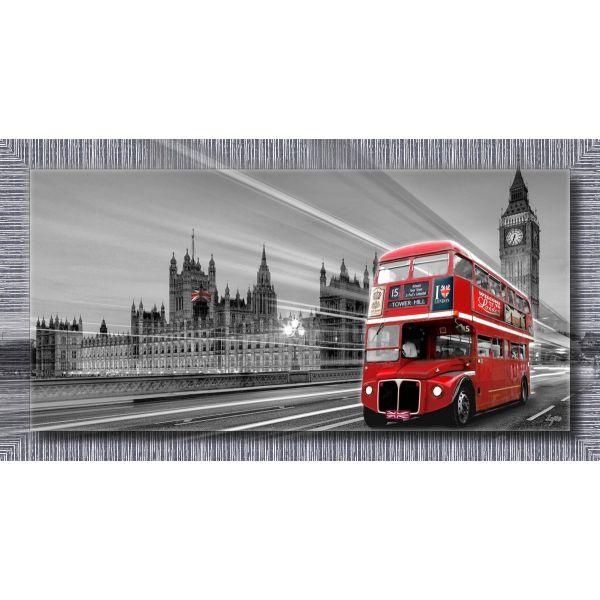 Quadro Londra Bus