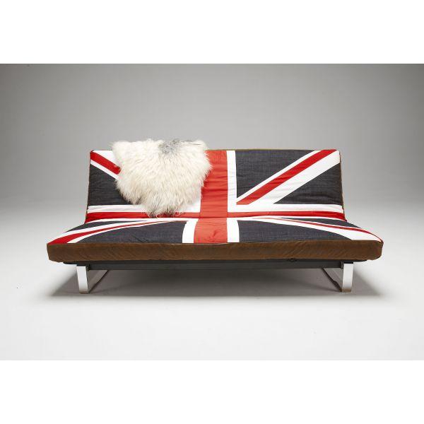 Divano letto bandiera inglese Ijack