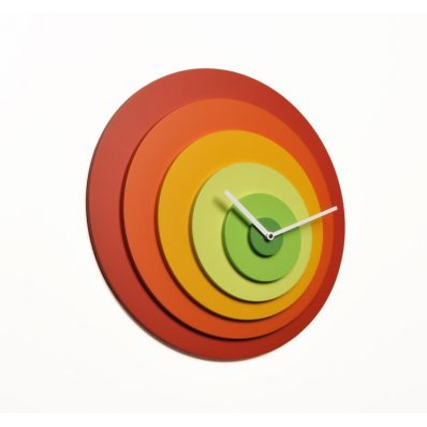 Orologio design da parete Target