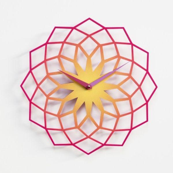 Orologi da parete particolari moderni Skallop