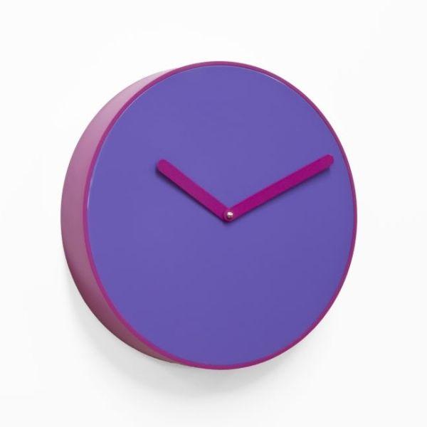 Orologio da muro al quarzo design moderno Be
