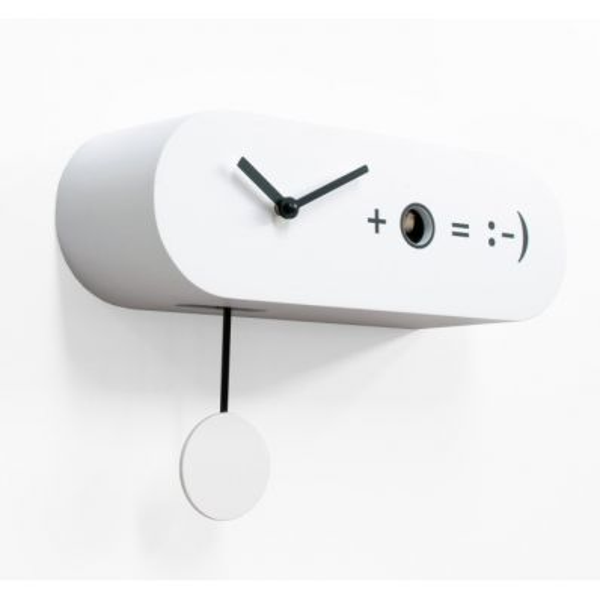 Orologio a cucu' moderno parete Formula