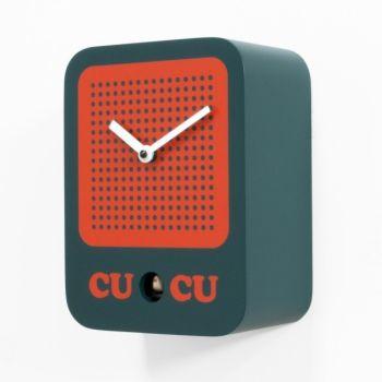 Orologio moderno a cucu da parete Cucuradio