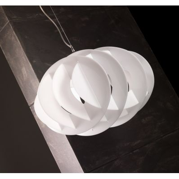 Actarus lampadario a sospensione plexiglass