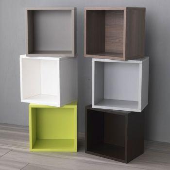 Cubi arredamento per sedersi o cubi in legno colorati per for Cubi in legno per arredare