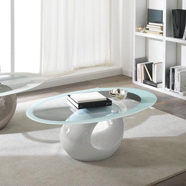 Tavolini da salotto in vetro moderni