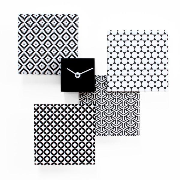 Orologio muro design Pattern