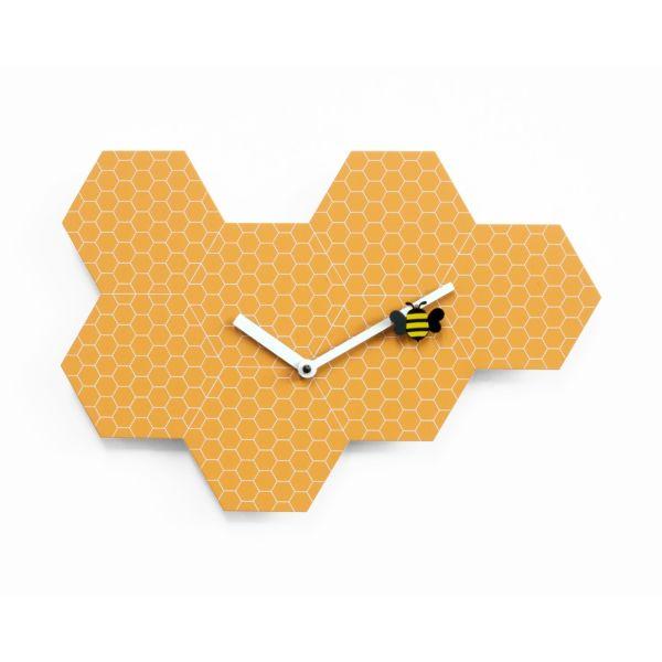 Orologio da parete per cameretta bambini Time2Bee
