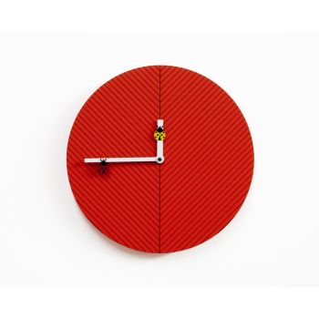 Orologio muro design Time2bugs