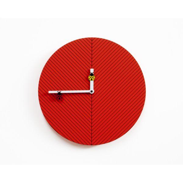 Orologio da muro per camera bambini Time2bugs