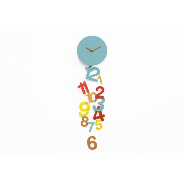 Orologio parete design Line