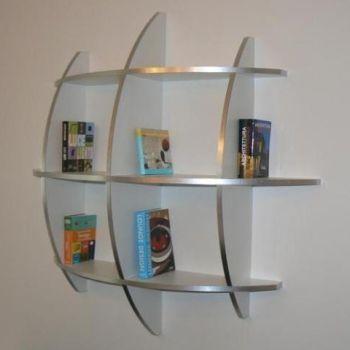 Librerie Da Muro Moderne.Librerie Moderne Da Parete