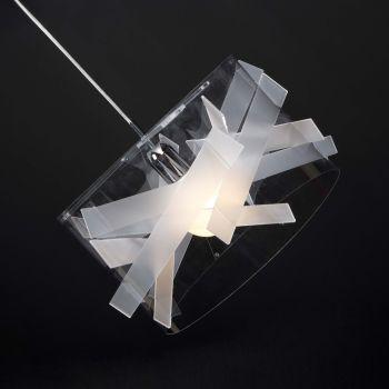 Lampadario sospensione design Bibang