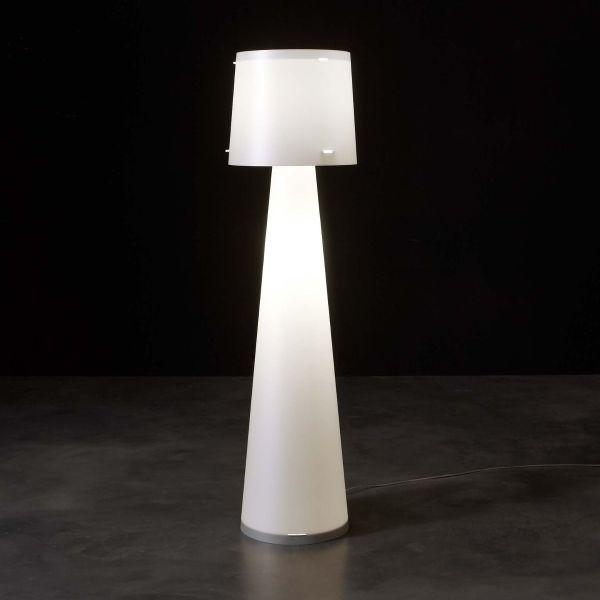Lampada da terra piantana design per soggiorno Diva
