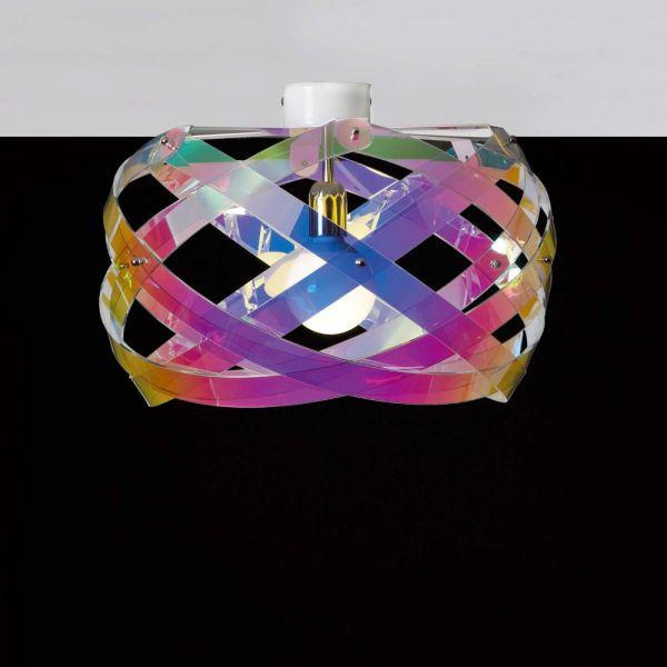 Plafoniera design Nuclea